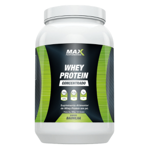 Whey Protein Concentrado (900g) – Max Performance